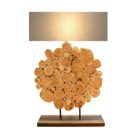 L04 Table Lamp D - Suar