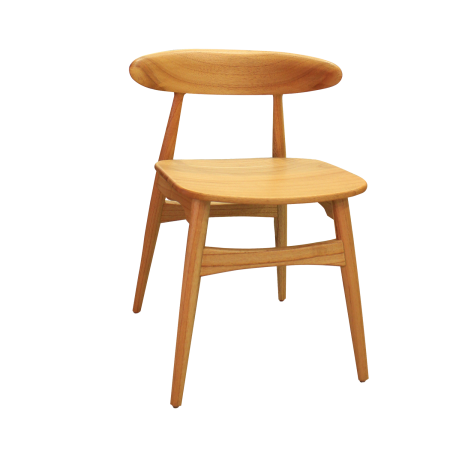 C20 Dining Chair C - Wood