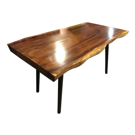 T67 Dining Table Point Base - Suar d150