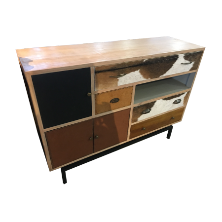SC46 Multi Drawer Buffet