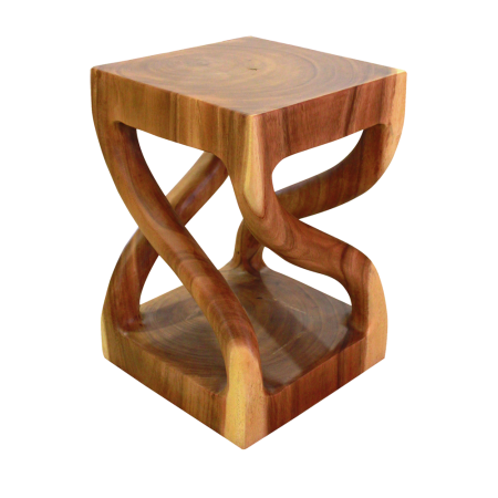 S22 Square Wavy Stool - Finger