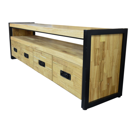 SC50 TV Console - Industrial 180