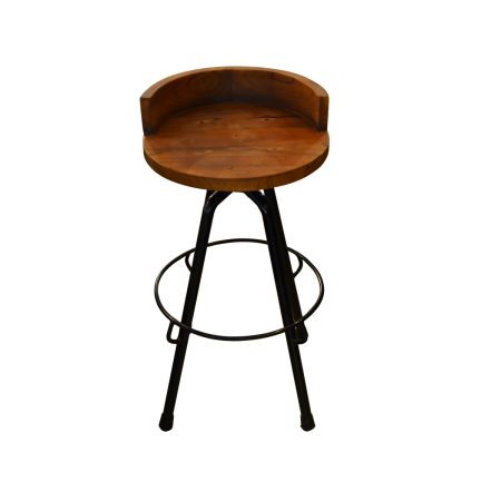 C75 Bar Chair - Industrial 3
