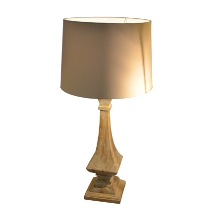 L48 Maison Table Lamp - Teak