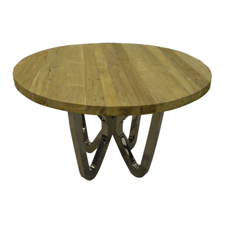 T72 Dining Table - Butterfly S/S