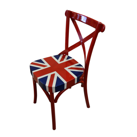 C76 Chair - Union Jack