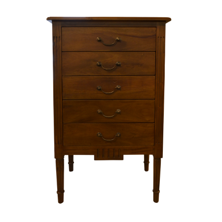 SC42 Wooden Chest of Drawer