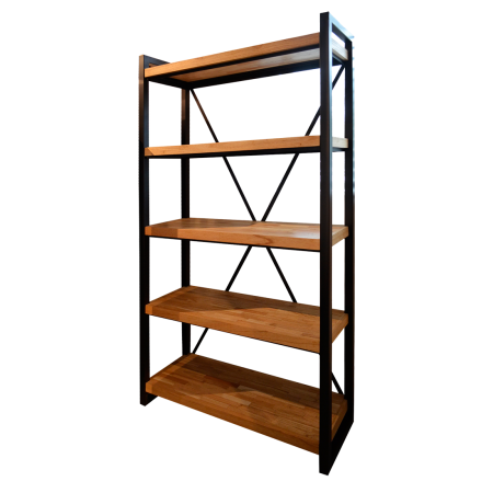 SC17 Bookcase E - Industrial