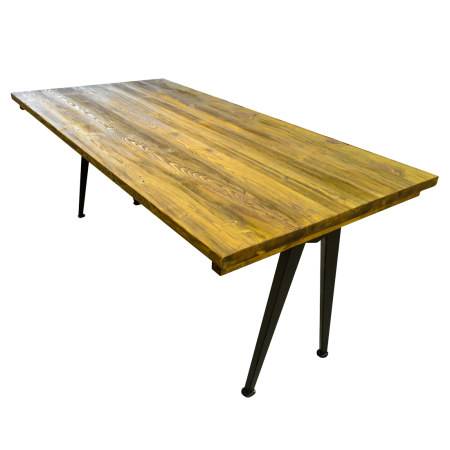 T32 Dining Table - Pine 250X90