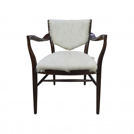 C02 Dining Chair - Cowhide
